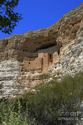 Photograph - Montezuma's Castle 1 by Jim McCain