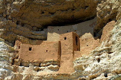 Photograph - Montezuma's Castle 2 by Jim McCain