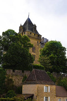 Photograph - Chateau De Montfort by Dany Lison