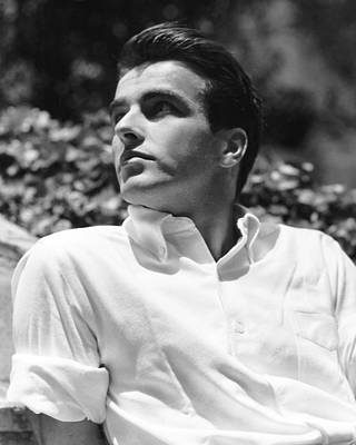 1940s Candid Photograph - Montgomery Clift, In 1948 by Everett