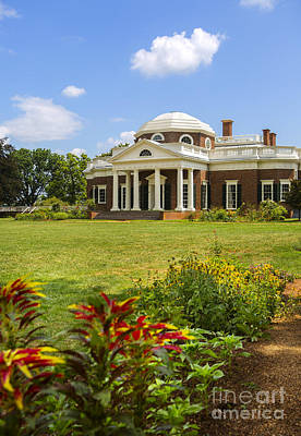 Politicians Royalty-Free and Rights-Managed Images - Monticello by Diane Diederich