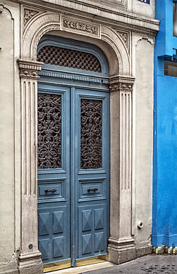 Paris In Blue Fine Art Photograph - Montmartre Blue by Georgia Fowler