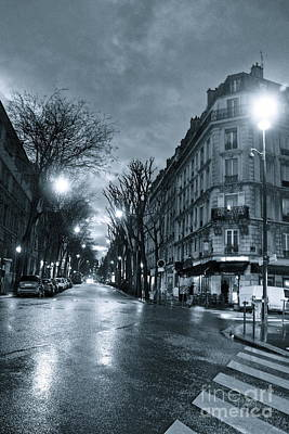 Photograph - Montmartre by Louise Fahy