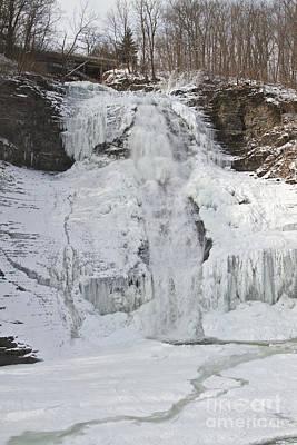 Photograph - Montour Falls by William Norton