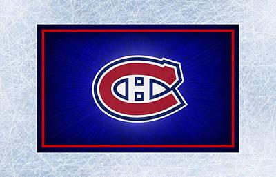 Montreal Canadiens Photograph - Montreal Canadiens by Joe Hamilton