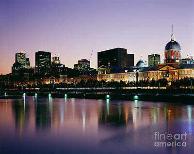 Old Montreal Photograph - Montreal, Quebec by Rafael Macia
