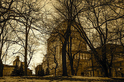 Montreal Photograph - Montreal by Wislia Oliveira