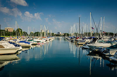 Photograph - Montrose Marina by Anthony Doudt