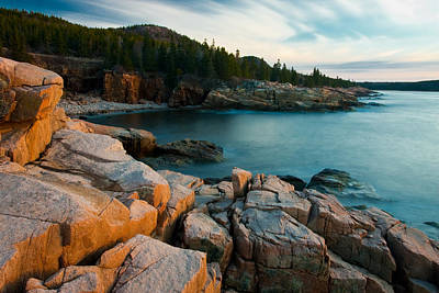 Photograph - Monument Cove 2604 by Brent L Ander
