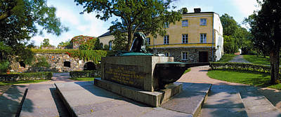 Helsinki Photograph - Monument In A Fort, Suomenlinna by Panoramic Images