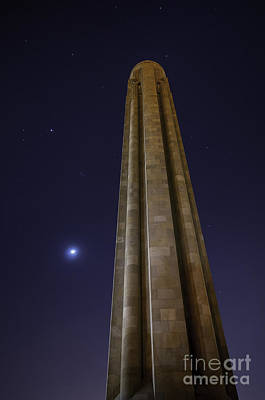 Photograph - Monument by Ryan Heffron