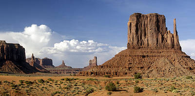 Photograph - Monument Valley 1 by Arterra Picture Library