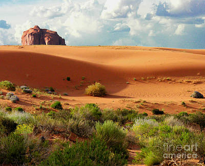 Photograph - Monument Valley #12 by Tom Griffithe