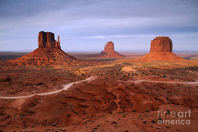 Photograph - Monument Valley 4 by Butch Lombardi