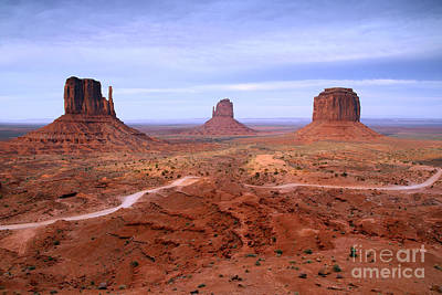 Photograph - Monument Valley II by Butch Lombardi