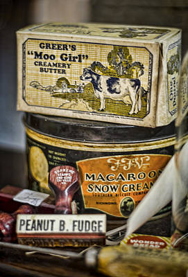 Photograph - Moo Girl by Heather Applegate