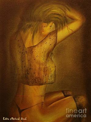 Mood For Love-original Sold-buy Giclee Print Nr 33 Of Limited Edition Of 40 Prints   Art Print