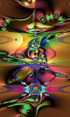 Digital Art - Mood by Kiki Art