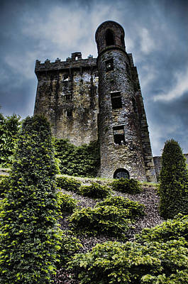 Photograph - Moody Castle by Sharon Popek