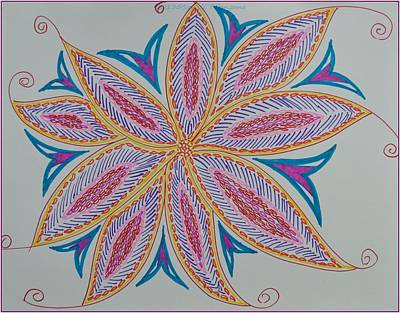 Creativity Drawing - Moody Creation by Sonali Gangane