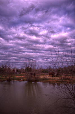 Photograph - Moody Day by Kelly Kitchens