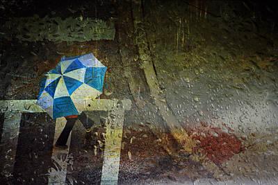 Rainy Day Photograph - Moody Monday by Kathy Jennings