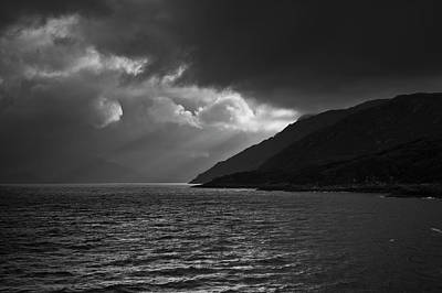 Photograph - Moody Scottish Weather by Charles Briscoe-knight