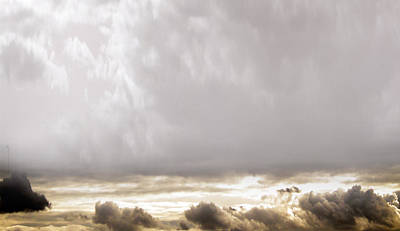 Photograph - Moody Sky by Davina Nicholas