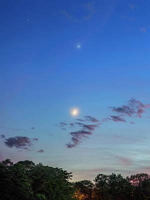 Planets Photograph - Moon by Babak Tafreshi