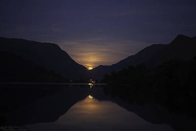 Photograph - Moon Rise by Beverly Cash