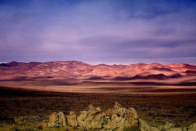 Photograph - Moon Rocks by Kyle Simpson