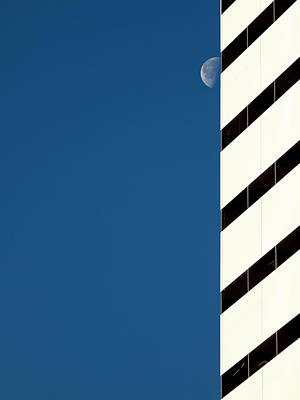 Photograph - Moon Shot by Rob Amend