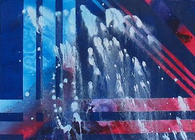 Moondrops Original by Louise Adams