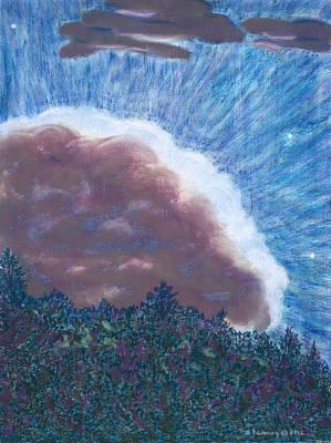 Painting - Moonglow by Brenda Stevens Fanning