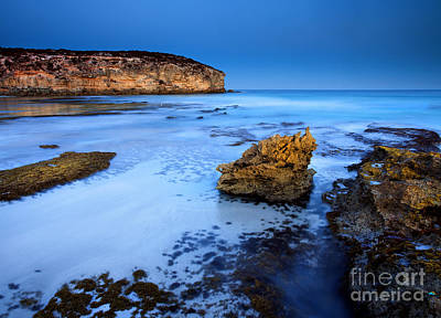 Pennington Bay Photograph - Moonlight Glow by Mike  Dawson