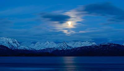 Moonlight Print by Jeff Ehlers