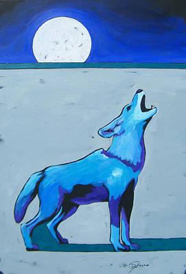 Painting - Moonlight Sonata by Dennis Jones
