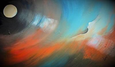 Painting - Moonlight Sonata by Gary Smith
