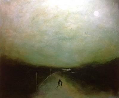 Moonlight Walk Original by Eoin Cassidy