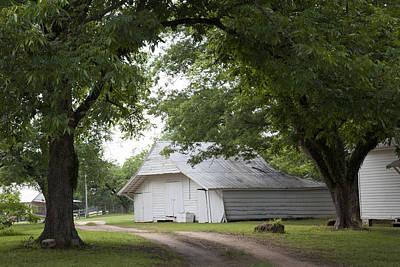 Photograph - Moore -- Webb -- Holmes Plantation Grounds In Folsom Alabama by Carol M Highsmith