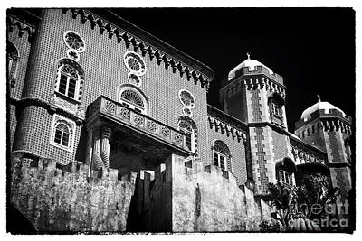 Photograph - Moorish Castle by John Rizzuto