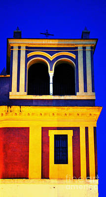 Moorish Digital Art - Moorish Seville by Mary Machare