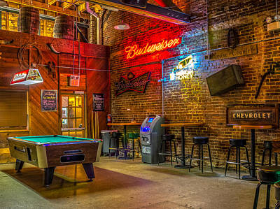 Martini Royalty-Free and Rights-Managed Images - Moosehead Saloon by Rob Sellers