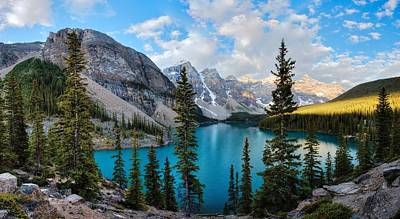 Photograph - Moraine by David Andersen