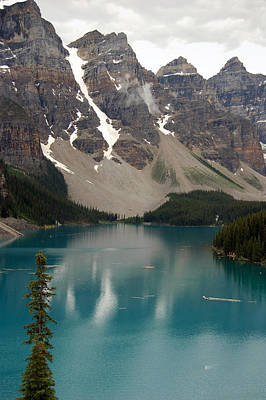 Photograph - Moraine Lake - Alberta - Canada by RicardMN Photography