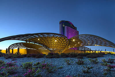 Morango Casino Resort And Spa In Cabazon Art Print