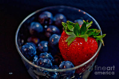 Photograph - More Berries by Crystal Harman