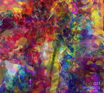 Plastic Bottle Digital Art - More Is More by Leanne Stock