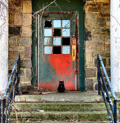 Vandalize Photograph - More Than Spirits by Art Dingo