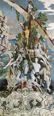 Moreau Argonauts Art Print by Granger